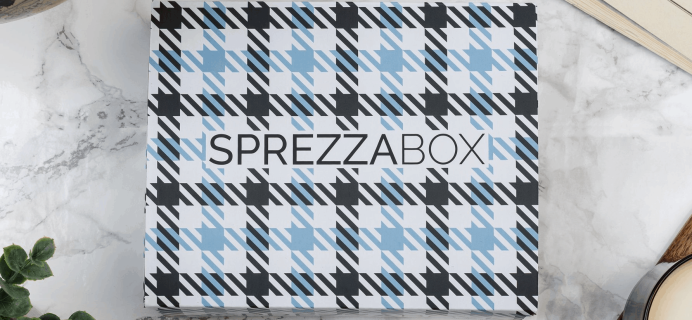 SprezzaBox April 2019 Spoilers + Coupon!