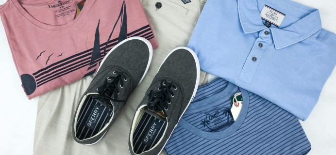 Stitch Fix Men April 2019 Review