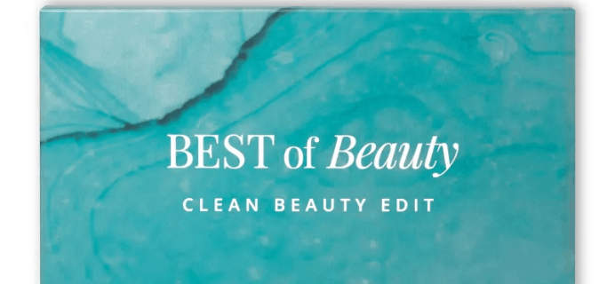 Feel Unique Clean Beauty Edit Box Available Now + Full Spoilers!