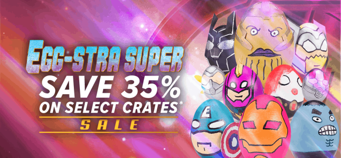Loot Crate Sale: Get 35% Off On Almost All Crates!