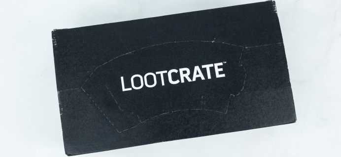 Loot Crate Subscription Update!
