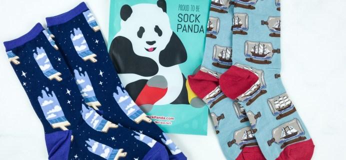 Sock Panda Tweens March 2019 Subscription Review + Coupon