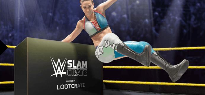 WWE Slam Crate June 2019 Theme Spoilers + Coupons!