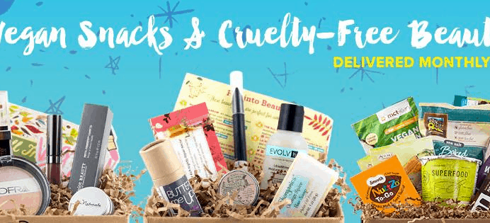 Vegan Cuts Flash Sale: Get 20% Off Select Boxes in the Shop!