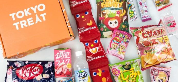Tokyo Treat May 2019 Subscription Box Review + Coupon