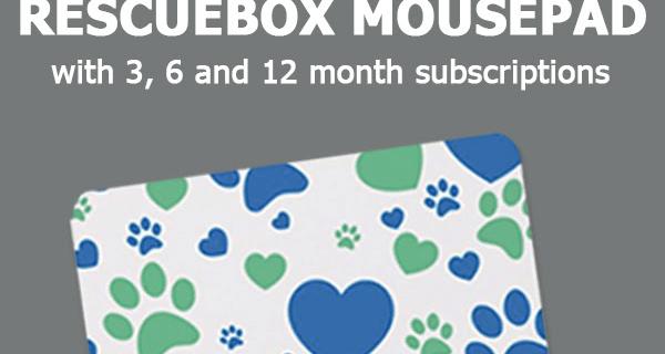 Rescue Box Coupon: Get FREE Mousepad!