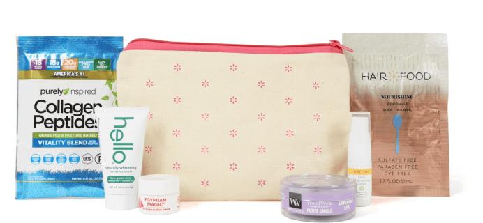 Spring 2019 Walmart Beauty Box Trendsetter & Classic Box FULL Spoilers!