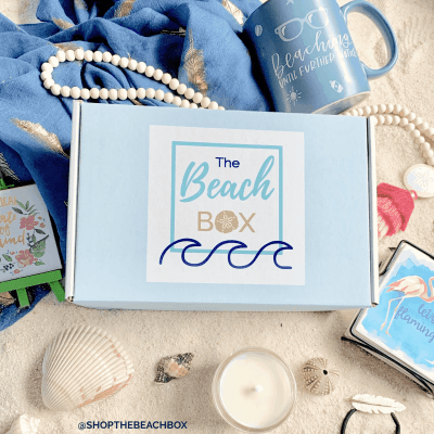 The Beach Box December 2019 Full Spoilers!