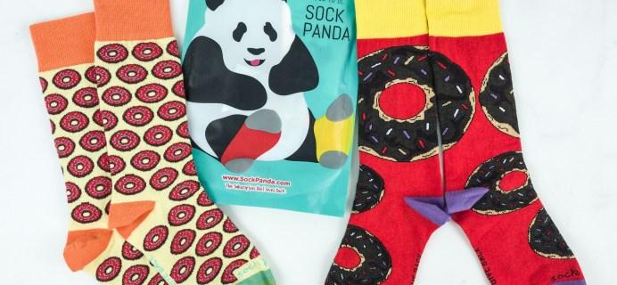 Sock Panda Tweens April 2019 Subscription Review + Coupon