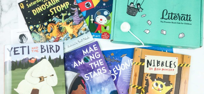 Literati Kids April 2019 Review + Coupon – CLUB SPROUT