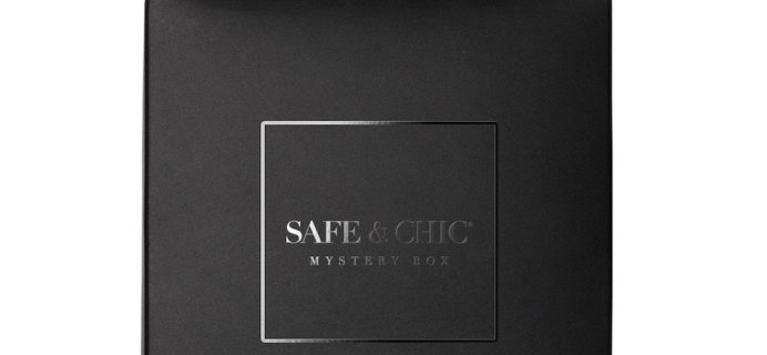 Safe & Chic Mystery Beauty Boxes Available Now!