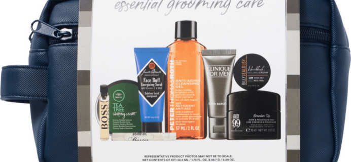 New Ulta Sample Kit Available Now – Essential Grooming Care Kit!
