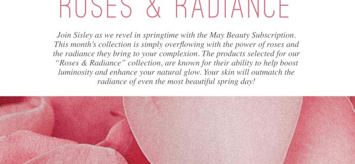 Sisley Paris Beauty Box May 2019 Full Spoilers