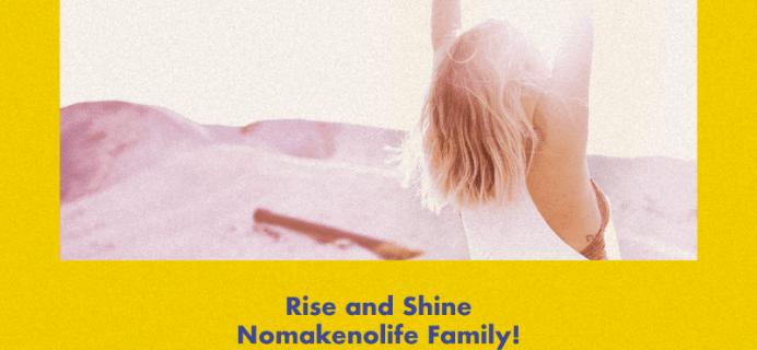 nomakenolife (nmnl) June 2019 Spoiler #4 + Coupon!
