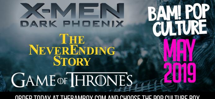 The BAM! Pop Culture Box May 2019 Spoiler #1!