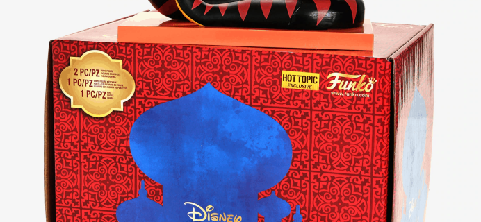 Disney Treasures May 2019 ALADDIN Box Available Now + 50% Off Coupon!