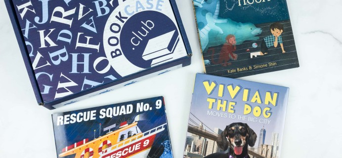 Kids BookCase Club May 2019 Subscription Box Review + 50% Off Coupon! 2-4 YEARS OLD