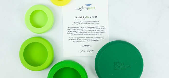 Mighty Fix May 2019 Review +  Coupon!