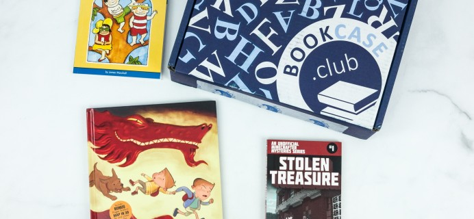 Kids BookCase Club May 2019 Subscription Box Review + 50% Off Coupon! – PRE TEEN