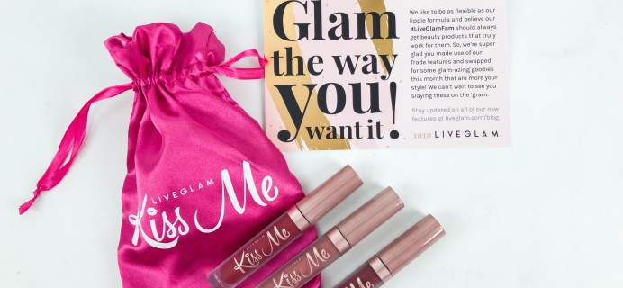 KissMe Lipstick Club May 2019 Irresistible Bundle Review + Coupon