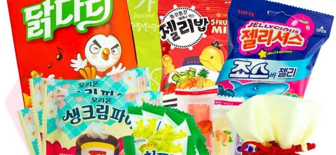 Korean Snack Box May 2019 Box #2 FULL Spoilers + Coupon!