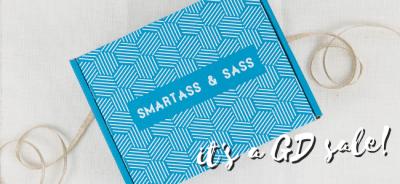 Smartass + Sass Box Flash Sale: Get 20% Off Subscriptions!