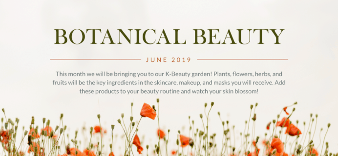 Beauteque Mask Maven June 2019 Spoiler #3 + Coupon!