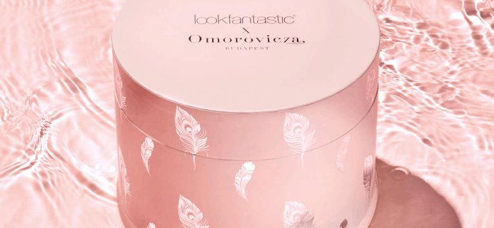 Get $20 Off Look Fantastic x Omorovicza Limited Edition Beauty Box & More!