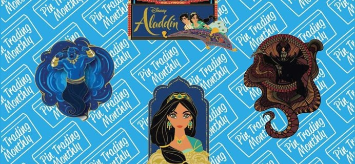 Pin Trading Monthly June 2019 Chase Spoiler!