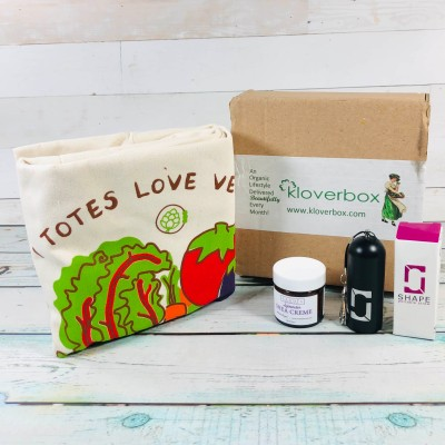 Kloverbox May 2019 Subscription Box Review & Coupon