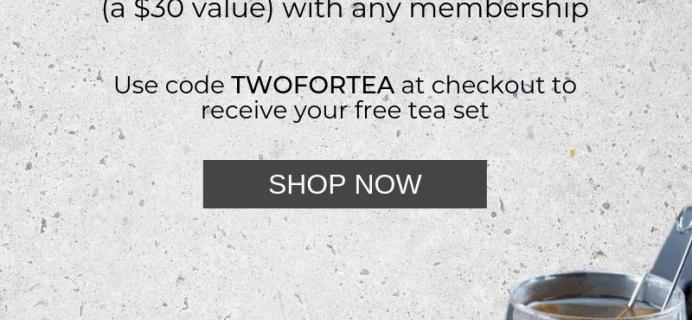 Platejoy Coupon: Get FREE Ceramic Mug & Tea Set!