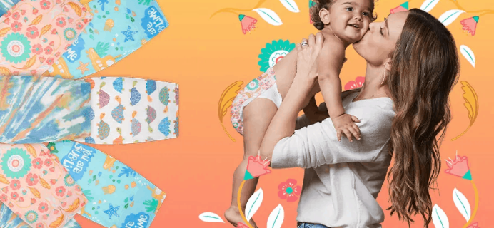 Honest Company Diapers Summer Prints + $30 Off First Bundle Coupon!