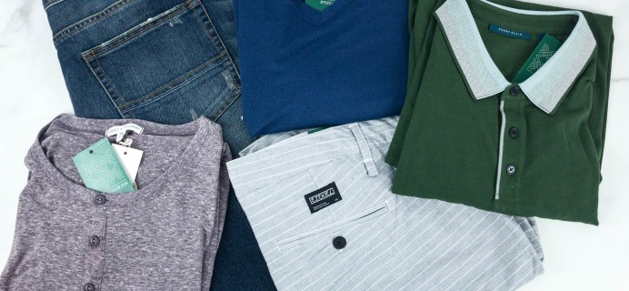 Stitch Fix Men May 2019 Review
