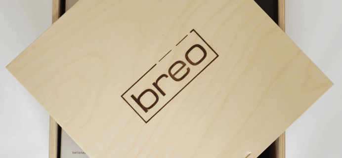 Breo Box Summer 2019 Full Spoilers + Coupon!