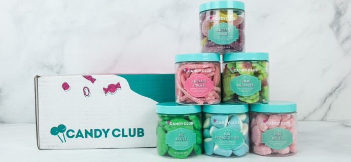 Candy Club May 2019 Subscription Box Review + Coupon