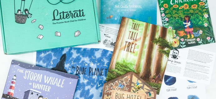 Literati Kids May 2019 Review + Coupon – CLUB SPROUT