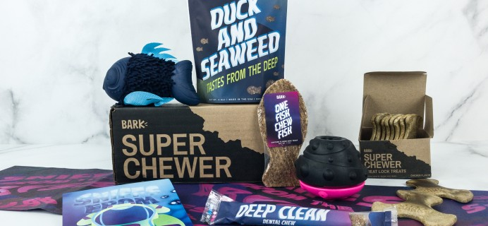 Super Chewer May 2019 Subscription Box Review