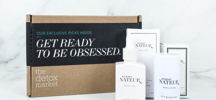 The Detox Box May 2019 Subscription Box Review