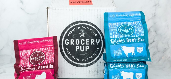 A Pup Above Fresh Dog Food Review + Coupon