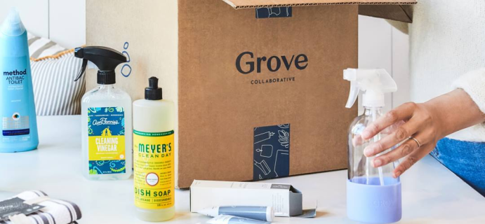 Grove Collaborative New Subscriber Deals: FREE Bundle with $20 Purchase!