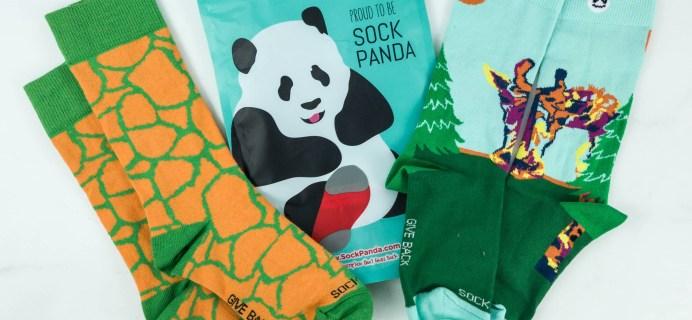 Sock Panda Tweens May 2019 Subscription Review + Coupon