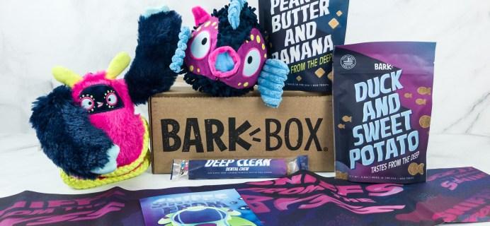 Barkbox May 2019 Subscription Box Review + Coupon – Large Dog