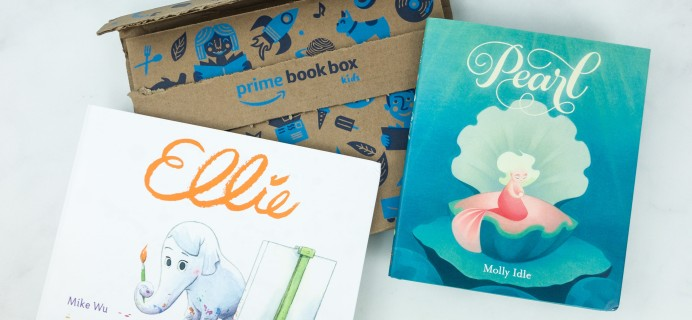 Amazon Book Box Kids May 2019 Subscription Box Review – AGE 3-5
