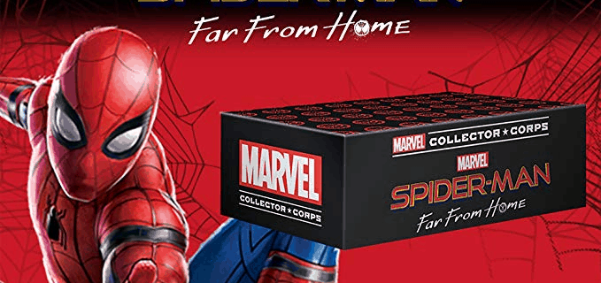 Marvel Collector Corps July 2019 Full Spoilers!