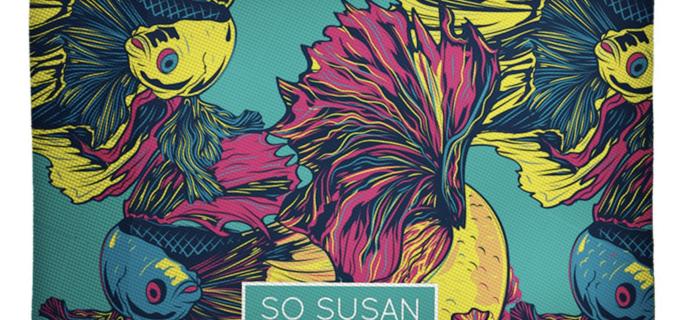 So Susan Color Curate June 2019 Full Spoilers!