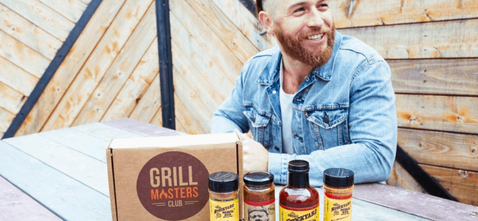 Grill Masters Club Holiday Coupons: Save $20 on a 12 Month Subscription!