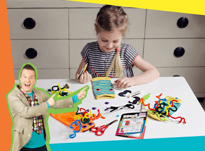 New Subscription Boxes: Mister Maker Club Available Now + FREE Box Coupon!