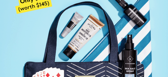 New Birchbox Man Limited Edition Box: Summer in a Bag + Coupons!