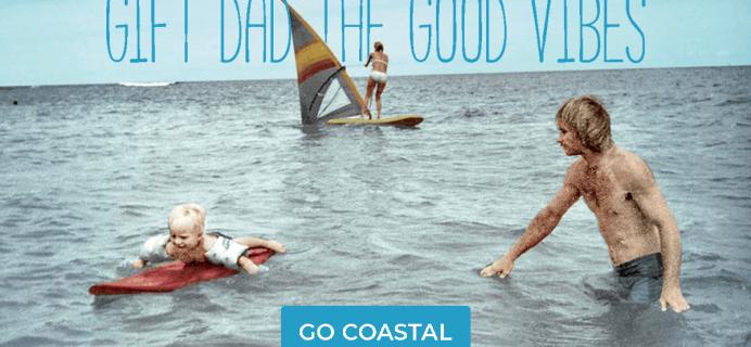 Coastal Co. Father's Day Sale: Save $30!