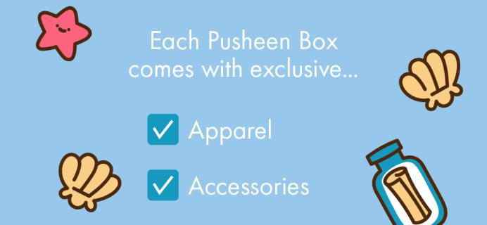 Pusheen Box Summer 2019 Box Sales Open!